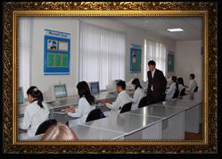 Студенты Шымкентского социально-педагогического университета