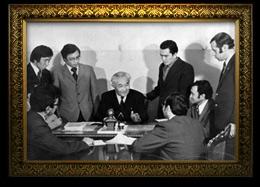 2.Байконуров О.А. Директор Горно-металлургического института. 1952 г.