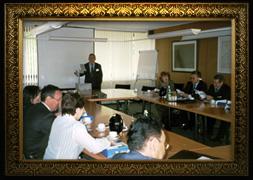 2.Ректор выступает на встрече с лидерами вузов РК и Германии. Берлин