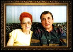 Алим и Ирина Хайдаровы