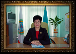 Канаева Щамщия Захаровна