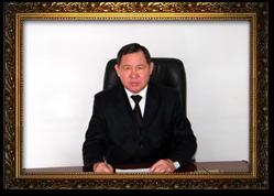 Кененбаев Серик Барменбекович