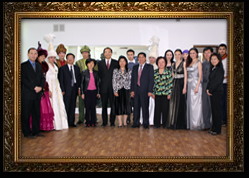 Коллектив Колледжа при Международной казахско-китайской языковой академии