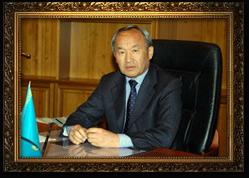 Умбетов Серик Абикенович