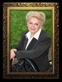 Зазулевская Лидия Яковлевна - доктор медицинских наук, профессор, Заслуженный деятель РК.