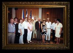 На конференции  Элат в Израиле