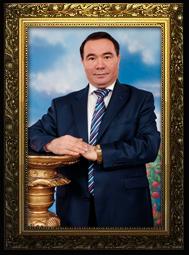 Основатель Восточно-Тибетского Медицинского центра «Жас-ай» - Жасан Зекейулы.